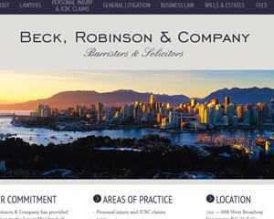 Beck, Robinson & Company
