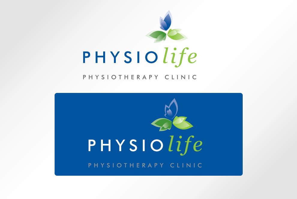 Physiolife Logo Design