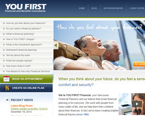 YOU FIRST Financial Planning