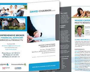 David Charnin Brochure