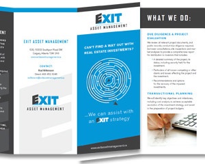 Exit Asset Management Brochure