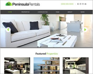 WordPress Real Estate Theme 3
