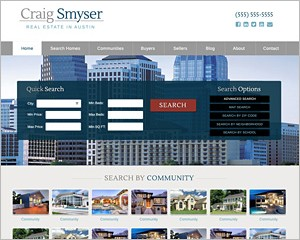 WordPress Real Estate Theme 4