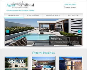 WordPress Real Estate Theme 7