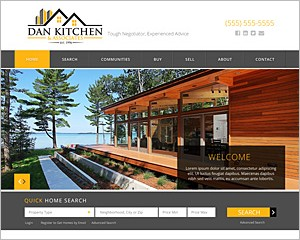 WordPress Real Estate Theme 8