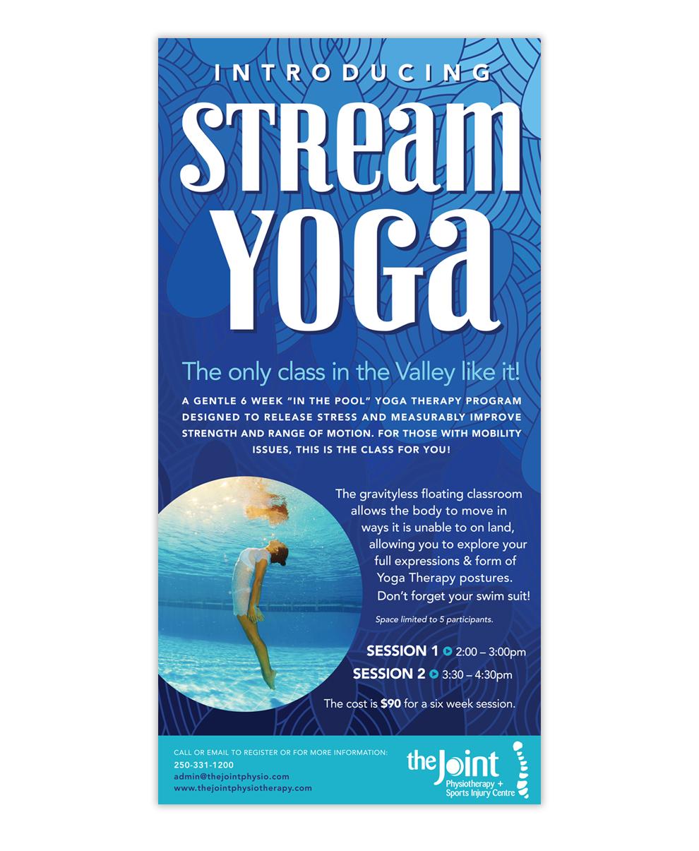 Stream-Yoga