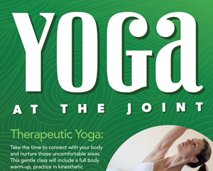 Yoga at the Joint