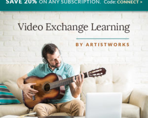 ArtistWorks Video Exchange